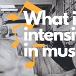 What is intensity in music?